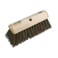 """Assembled 12"""" Wet & Dry Poly/Sherbro Bass Broom (WT534/2/H)"""