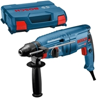 Bosch GBH 2-25 220v SDS+ Plus Rotary Hammer Drill in Carry Case 0611253570 (Ploughing Special Discount Price)