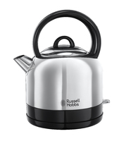 RUSSELL HOBBS STAINLESS STEEL DOME KETTLE 1.5LTR
