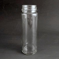 115ml Cylindrical Jar. (Tray of 60)