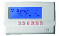 Electronic Programmer - 3 Channel Time Clock