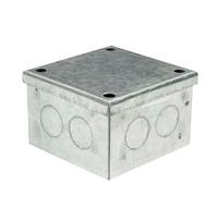 3x3x2 Galv. KO Adaptable Box
