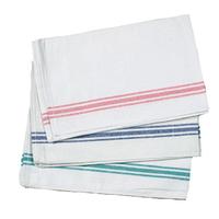 Wilsons White Cotton Tea Towel