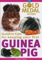 Gold Medal Guide Book: Guinea Pig x 1 [Zero VAT]