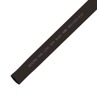 Heat Shrink | Black 6.0mm Diameter 150M Reel