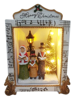 Christmas Window Family Choir