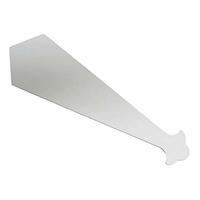 PVC FASCIA FINIAL WHITE