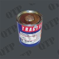 Paint 1 Ltr Stoneleigh Grey - Tractol