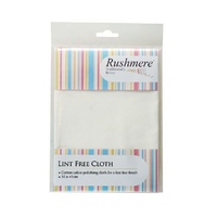 Rushmere Lint Free Polishing Cloth 12 x 18''