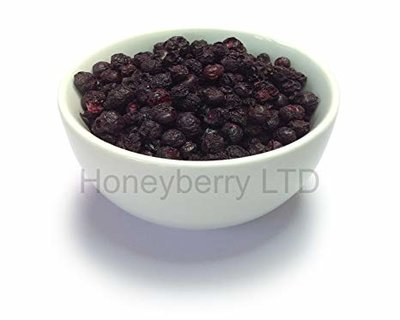 FREEZE DRIED BLUEBERRY WHOLE 100 Grams