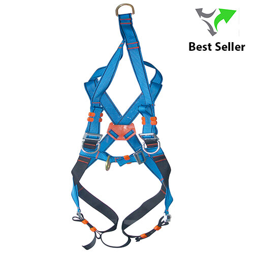 Tractel Rescue Harness with Evacuation Strap   HT22R