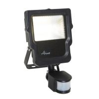 Carina LED 10W Floodlight c/w PIR cool white