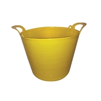 Flexi Tub 42L Large Yellow
