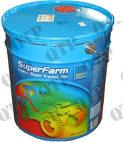 Engine Oil 20 Ltr. 15/30 Superfarm