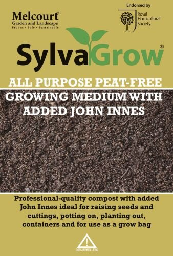 Melcourt Sylvagrow Compost Multi-Purpose with added John Innes 50lt