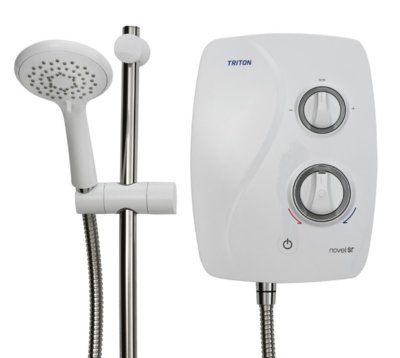 SILENT RUNNING THERMOSTATIC POWER SHOWER