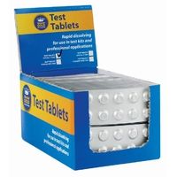 DPD No.1 Chlorine Test Tablets