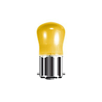 15W BC Yellow Pygmy Lamp