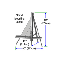 Fletcher 3100 Mounting Stand