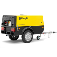 COMPAIR C30 Portable Air Compressor 106CFM