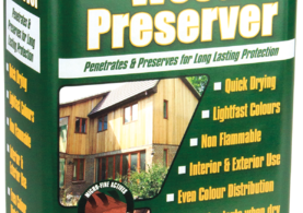 Wood Treatment & Accessories