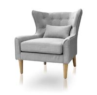 Harper Grey Occasional Chair
