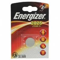 ENERGIZER CELL BATTERY CR2025 (PER1)