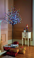 6FT Cherry Blossom Tree (Multicoloured)