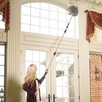 Window Cleaning Telescopic Poles