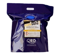 SANISAFE 3 Surface Disinfectant Wipes (2000) QRD