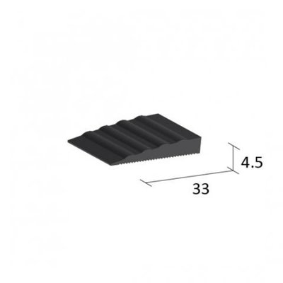 4.5mm Flexible Ramp Trim