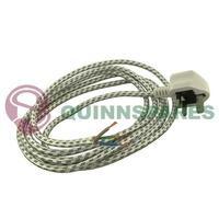 Iron Lead Flex With Plug (13A, 2.5M, 0.75Mm, 3 Core)