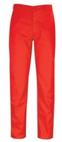 HELLAS Flame Retardant Trousers. Navy, Orange