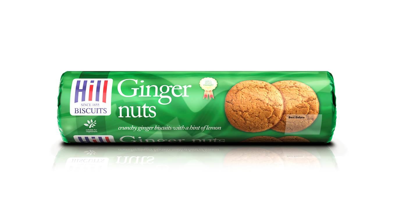 Hills Ginger Nut Biscuit