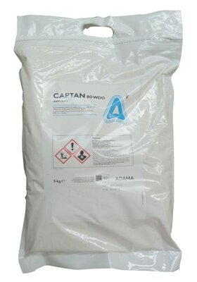 Captan 80 WDG Fungicide 5kg