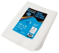 Praxis Polythene Dust Sheet 3 Pack 12ft x 9ft