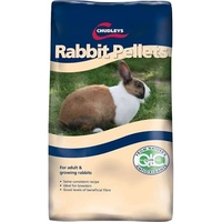 Chudleys Rabbit Pellets 19% 20kg
