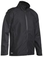 Bisley Lightweight Mini Ripstop Rain Jacket with Hood