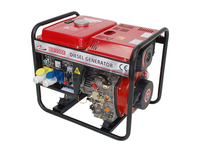 NEILSEN 6Hp Key Start Diesel Generator 3.5Kva  BDE3500E CT1848