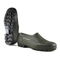 Dunlop Wellie Shoe, Green