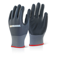 Nitrile / PU Coated Gloves