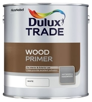 DULUX WHITE WOOD PRIMER 2.5 LTR
