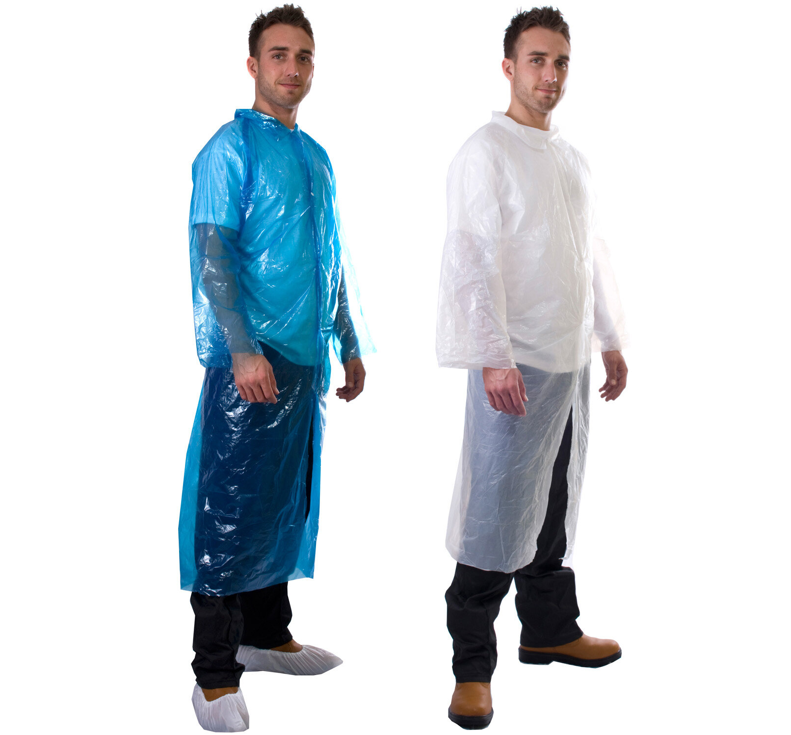 PE Disposable Visitors Coats (Case 500)