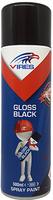 Vires Gloss Black 500ml