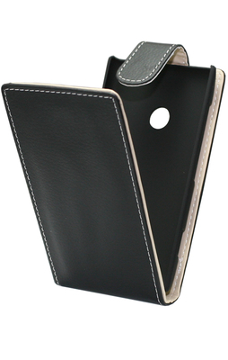 FLIP1007 Nokia Lumia 625 Black Flip Case