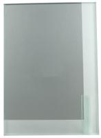 13cm Glass Plaque & Strut (Satin Box)