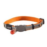 Rogz Nightcat Cat Collar - Orange x 1