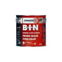 ZINSSER BIN PRIMER SEALER 2.5 LTR