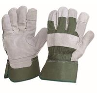Extra Heavy Duty Double Palm Glove