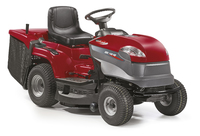 CASTELGARDEN XDC140HD Tractor Mower - Suitable for gardens up to 3,500m2